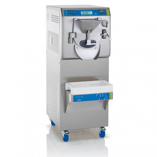 Stroj za slaodled za pripravo obrtnega sladoleda (na kepice).